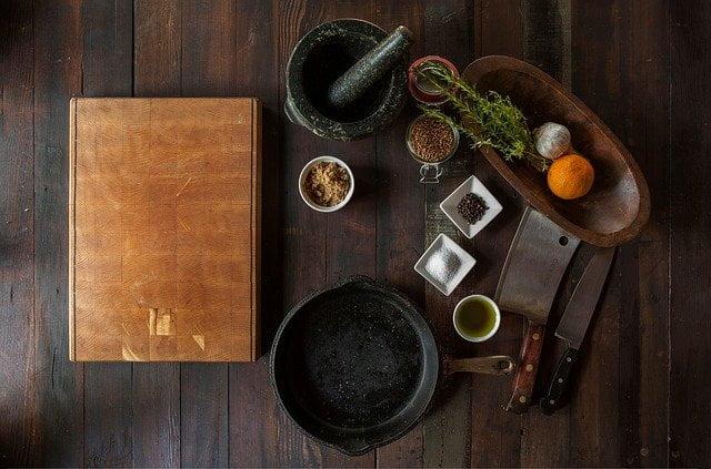 chef tools